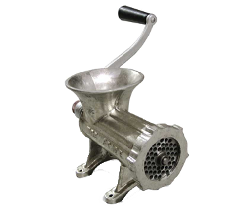 Omcan - #22 Cast Iron Manual Hand Grinder