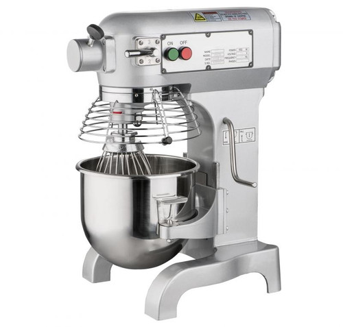 Omcan - Etl Certified 10-Qt Baking Mixer With Guard - 20467