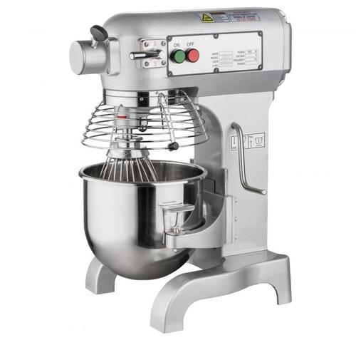 Omcan - Etl Certified 10-Qt Baking Mixer With Guard - 20467