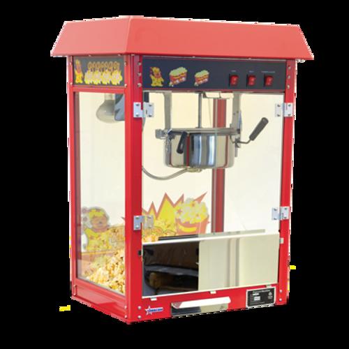 Omcan - 8-Oz Popcorn Machine - 40385
