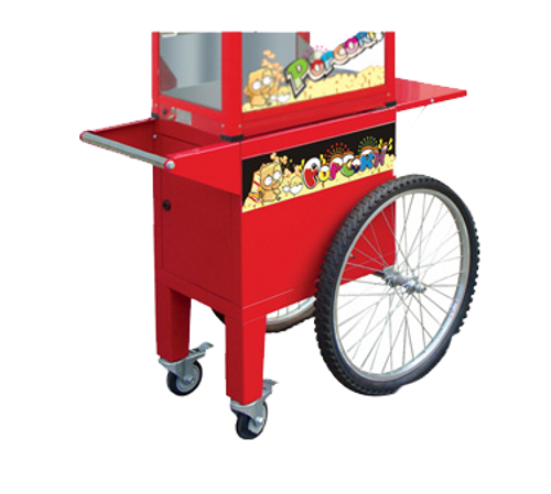 """Omcan - 35"""" Trolley For 8 Oz. Popcorn Machine - 44134"""