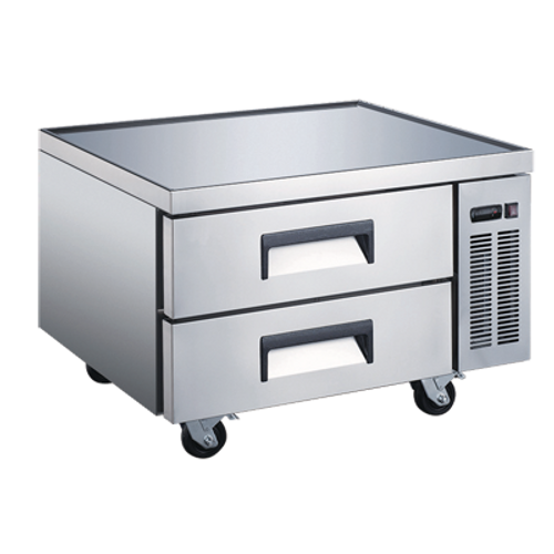 """Omcan - 36"""" Refrigerated Chef Base - 50070"""