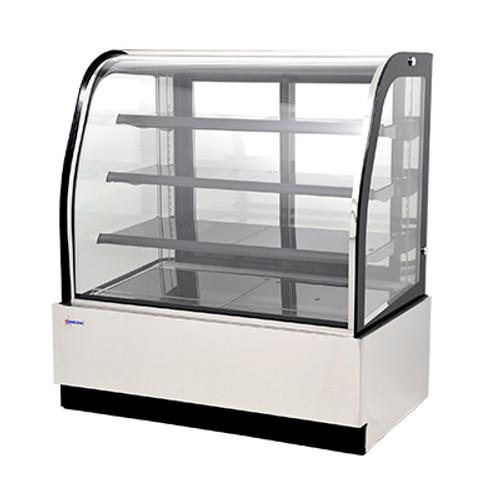 "Omcan - 47"" Refrigerated Floor Showcase - 44251"