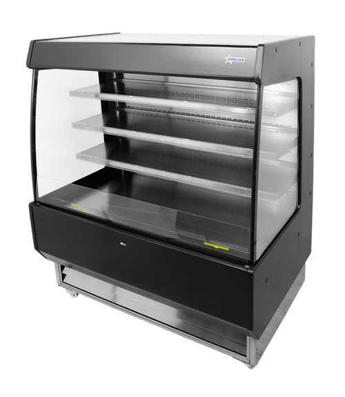 """Omcan - 39"""" Refrigerated Showcase - 44377"""