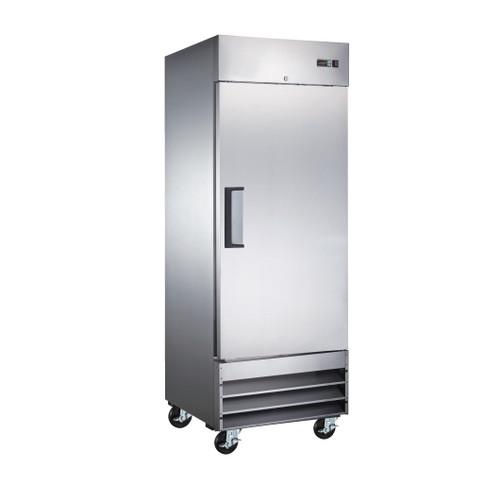Omcan - 23 Cu.Ft. Reach In Refrigerator With 1 Door - 50024