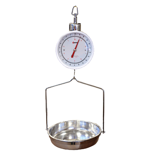 Omcan - Dial Hanging Scale 22 Lbs. w/ 1oz Increments - 23815