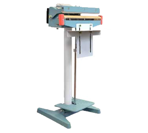 """Omcan - Foot Operated Impulse Sealer With 14"""" Seal Bar And 5 Mm Seal Width - 14433"""