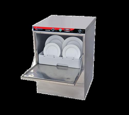 "Omcan - 23"" Undercounter High Temperature Dishwasher - 45219"