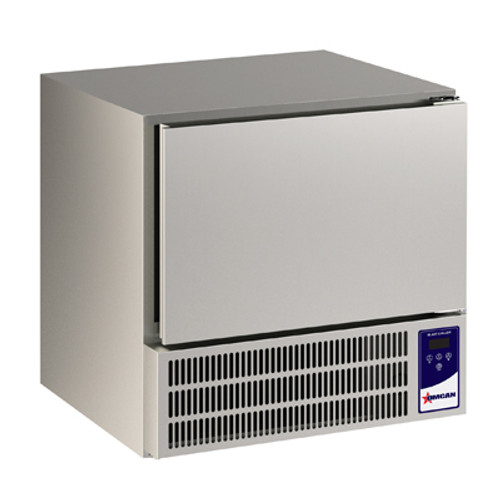 Omcan - 1.06 Hp Blast Chiller (Fits 5 Trays) - 45262