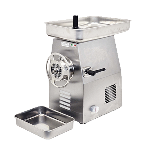 Omcan - # 32 Stainless Steel Meat Grinder With 3 Hp Motor - 39714