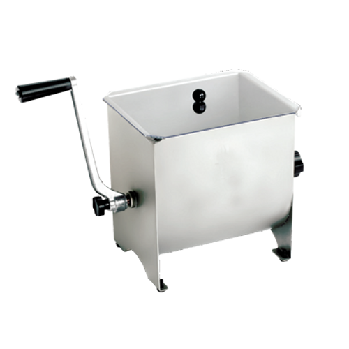 Omcan - Manual Non-Tilting Mixer With 17-Lb / 4.2-Gallon Tank Capacity - 13152