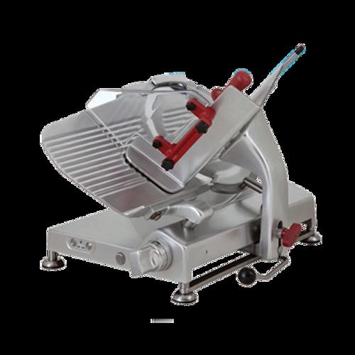 "Omcan - 13"" Blade Gear-Driven Slicer - 38917"