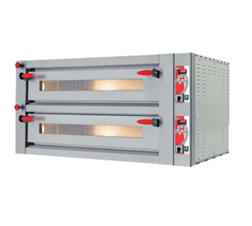 Omcan - Double Chamber Pyralis Digital Series With 18 Kw Power - 40643