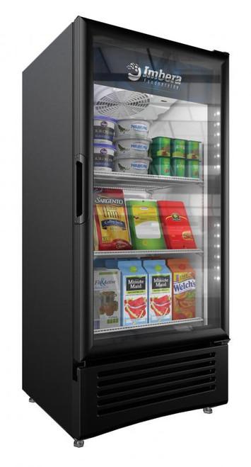 "Omcan - 25"" One-Swing Door Refrigeration With 9 Cu.Ft. Capacity - 41216"