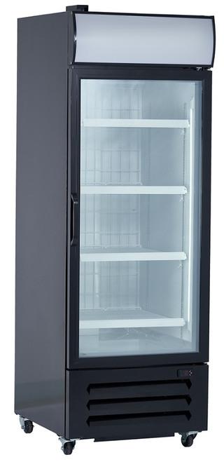 Williams Food Equipment - Single Glass Door Freezer - NGF-054-H