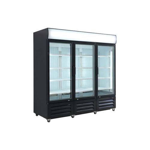 Williams Food Equipment - Triple Glass Door Freezer - NGF-182-H