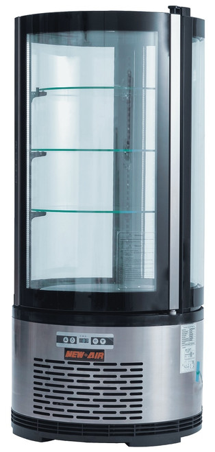 Williams Food Equipment - Round Display Case - NDC-010-RD