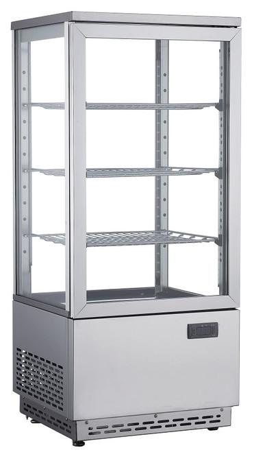 Williams Food Equipment - 17'' Countertop Display Case - NDC-078-SS