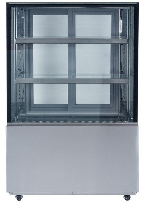 Williams Food Equipment - Square Glass Display Case - NDC-014-SG