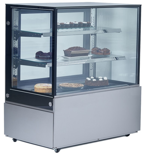 Williams Food Equipment - Square Glass Display Case - NDC-019-SG