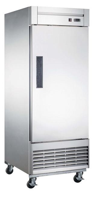 Williams Food Equipment - 1 Door Stainless Steel Refrigerator - NSR-050-H