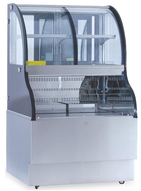 "Williams Food Equipment - 48"" Dual Temperature Combination Case - NCC-48-SS"