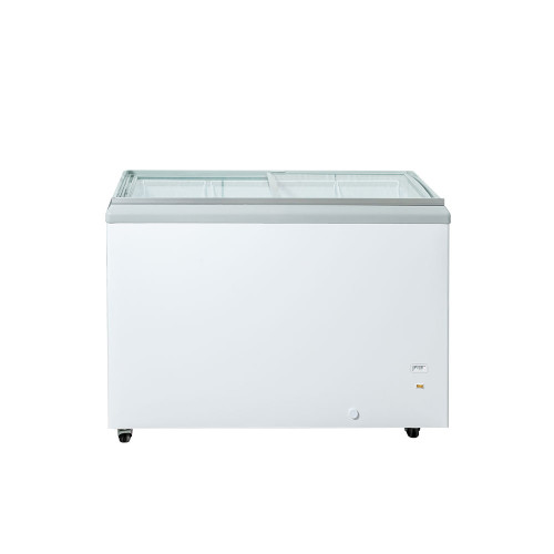 "Williams Food Equipment - 41"" Flat Glass Ice Cream Freezer - NIF-41-FG"