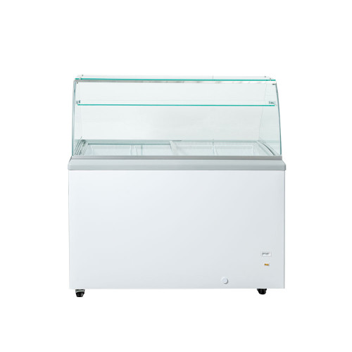 "Williams Food Equipment - 41"" Ice Cream Freezer Dipping Cabinet  - NIF-41-DC"