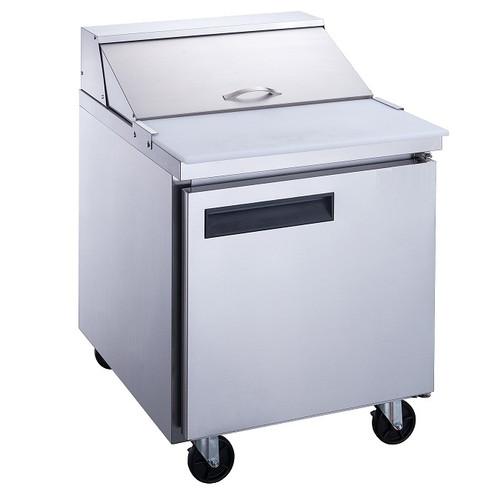 Williams Food Equipment - 29'' Sandwich / Salad Prep Table - NPT-029-SA