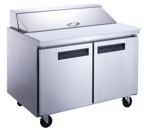 Williams Food Equipment - 48'' Sandwich / Salad Prep Table - NPT-048-SA