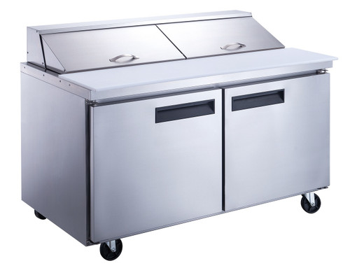 Williams Food Equipment - 60''  Sandwich / Salad Prep Table - NPT-060-SA