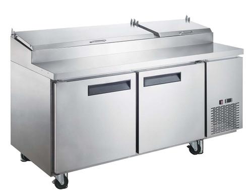 "Williams Food Equipment - 70"" Pizza Prep Table - NPT-070-PI"
