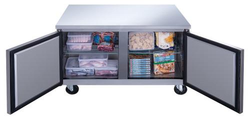 Williams Food Equipment - 60'' Undercounter Freezer  - NUF-060-SS