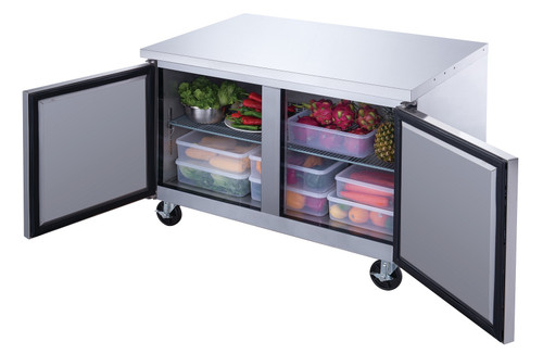 Williams Food Equipment - 48'' Undercounter Refrigerator  - NUR-048-SS