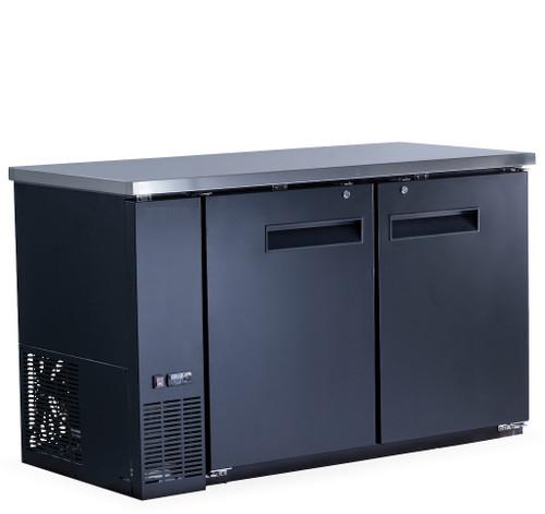 Williams Food Equipment - 2 Solid Door back bar - NBB-60-SB