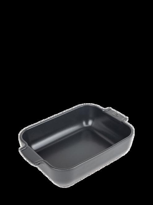 Peugeot - Appolia Slate 1.5 Qt Rectangular Ceramic Baker - 60107