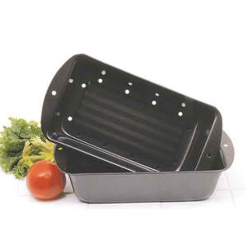 Norpro - Nonstick Meat Loaf Pan/Bread Pan Set - 4672