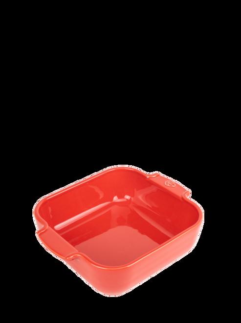 Peugeot - Appolia Red 1.5 QT Square Ceramic Baker - 60213