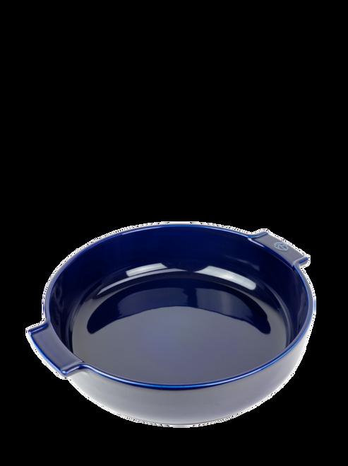 "Peugeot - Appolia Blue 13.4"" Round Ceramic Baker - 60275"