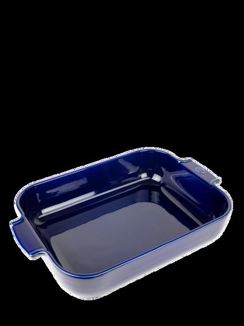 Peugeot - Appolia Blue 5.5 QT Rectangular Ceramic Baker - 60039