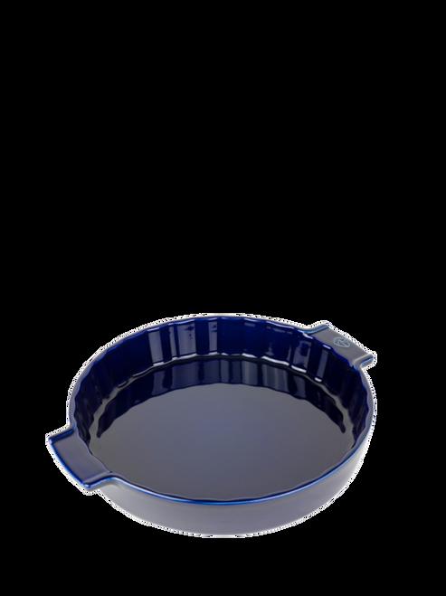 """Peugeot - Appolia Blue 11"""" Ceramic Pie Dish - 60411"""