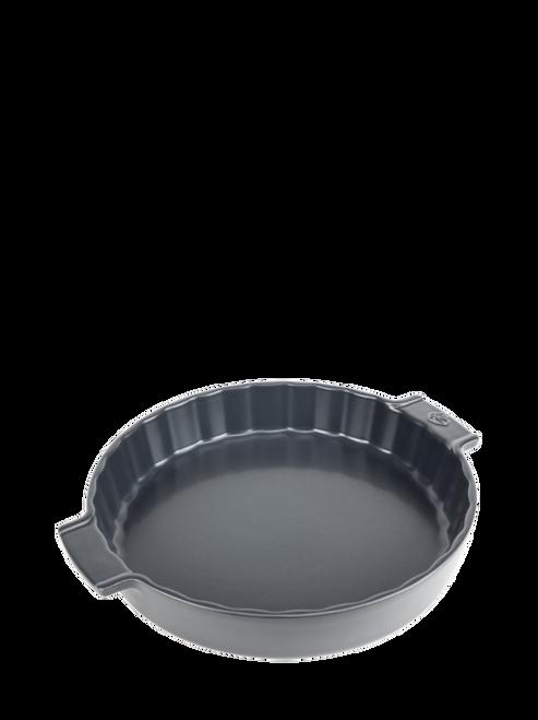 "Peugeot - Appolia Slate 11"" Ceramic Pie Dish - 60404"