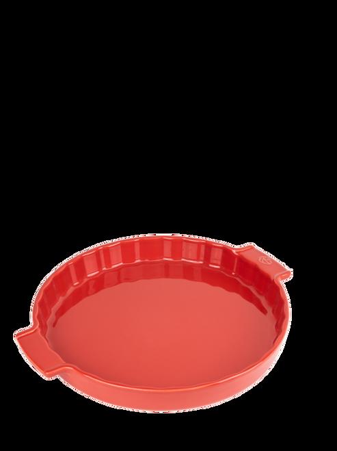"Peugeot - Appolia Red 12"" Tart Dish - 60350"