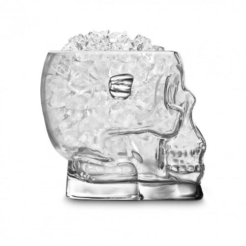Final Touch - Brain Freeze Skull Ice Bucket - FTA1860