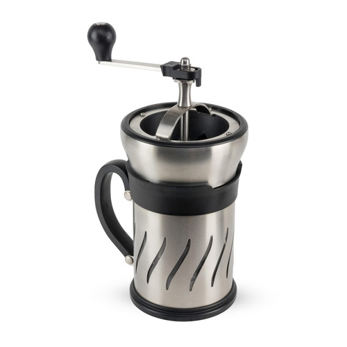 Peugeot - Paris 17 oz Coffee Grinder With French Press - 35297