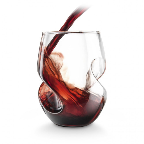 Final Touch - Conundrum Red Wine Glasses (Set of 4) - GG5009