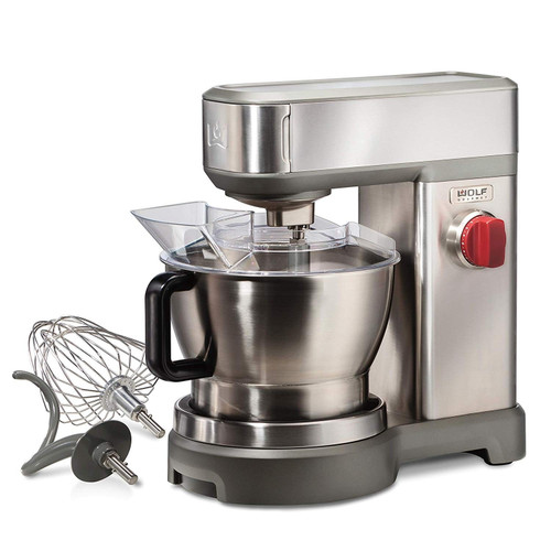 Wolf Gourmet - 7 Qt. Gourmet Stand Mixer - WGSM100S