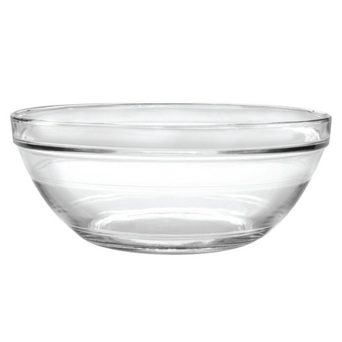Browne - 184 Oz Stackable Glass Mixing Bowl - 1034262