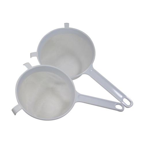 PortStyle - Set of 2 Nylon Cheese and Yogurt Strainers - HSW85006