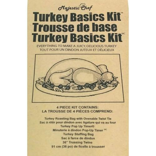 Regency Wraps - 4 Pc Turkey Basics Prep Kit - RW0012